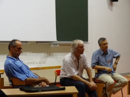 Round table Global ecology